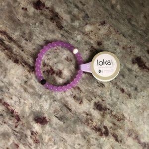 Lavender Lokai Bracelet - Find Your Balance